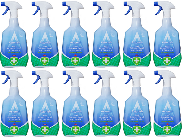 Astonish Pine Disinfectant & Cleaner 750ml Case of 12