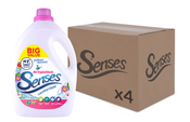 Senses Tropical Burst Bio 3ltr 100 Washes CASE (4 X UNITS)
