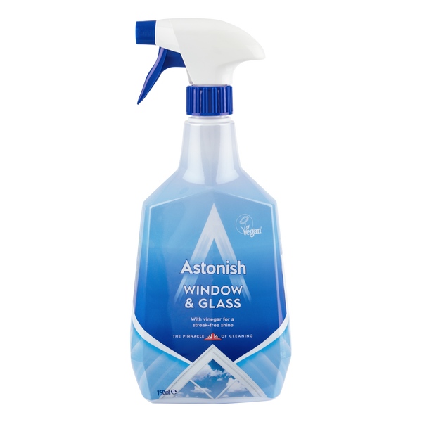 Astonish Window & Glass Cleaner 750ml