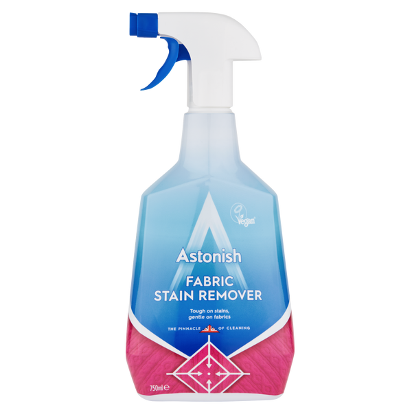 Astonish Fabric Stain Remover 750ml