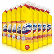 Domestos Citrus Thick Bleach 750ml Case of 9