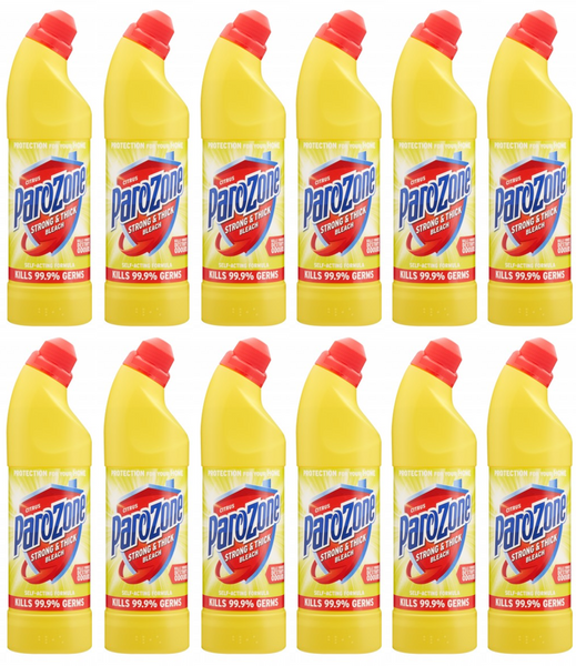 Parozone Citrus Thick Bleach 750ml Case of 12