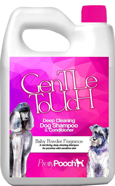 Pretty Pooch Gentle Touch Dog Shampoo & Conditioner 5L