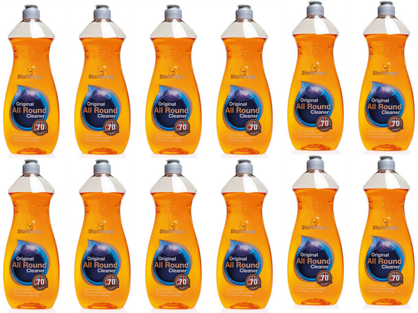 Stardrops Original All Round Cleaner 750ml Case of 12