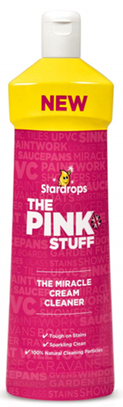 Star Drops The Pink Stuff Cream Cleaner 500ml