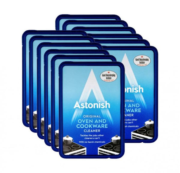 Astonish Oven and Cookware Cleaner Case of 12
