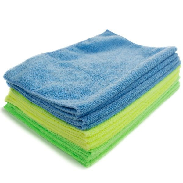 All About Home Microfibre Cloth x 3