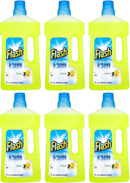 Flash All-Purpose Cleaner 1L Case of 6