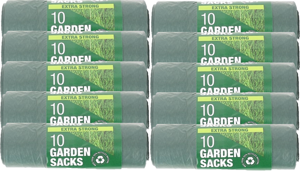In House 10 Extra Strong Garden Sacks Case of 20