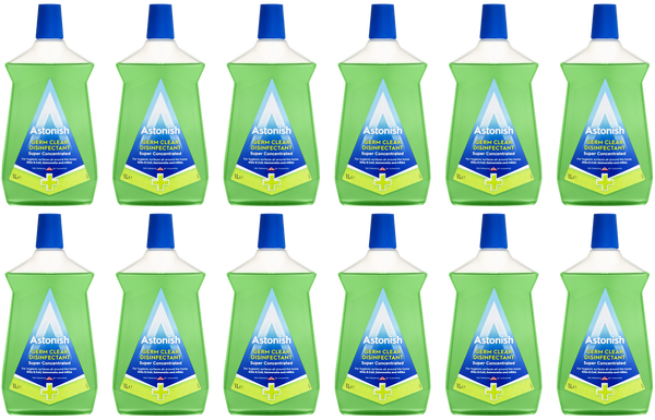Astonish Germ Clear Disinfectant 1L Case of 12