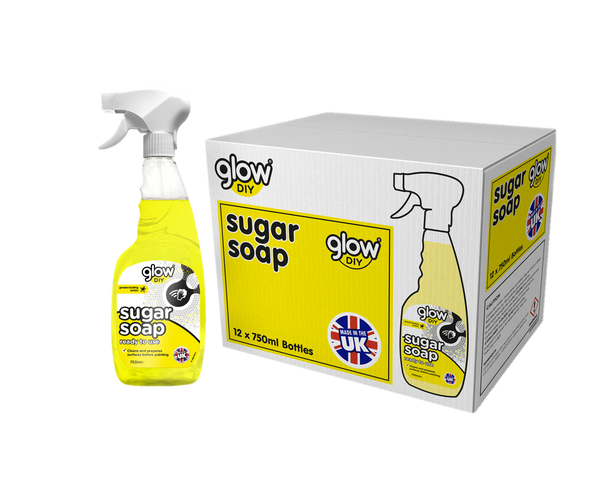 Glow Sugar Soap 750ml CASE(12 X UNITS)