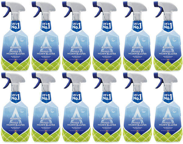 Astonish Mould & Mildew Blaster 750ml Case of 12