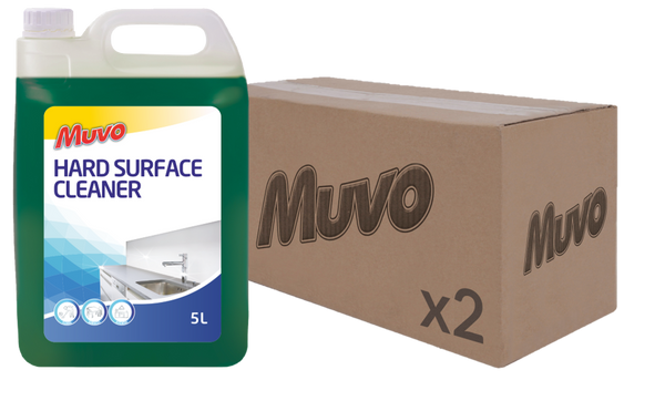 Muvo Pro Hard Surface Cleaner 5L CASE(2 X UNITS)
