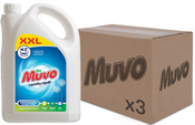 Muvo Bio 4.98ltr 166 washes CASES ( 3 X UNITS)