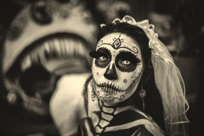 Dia de los Muertos/Blessed All Soul's Day