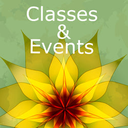 Upcoming Classes & Events at Moonrise! Updated 7-31-19
