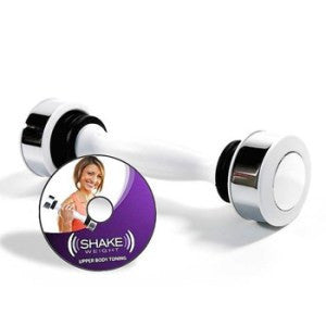 AIBI Shake Weight 2,5 Lbs