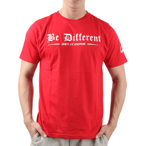 Tee Be Different - Red