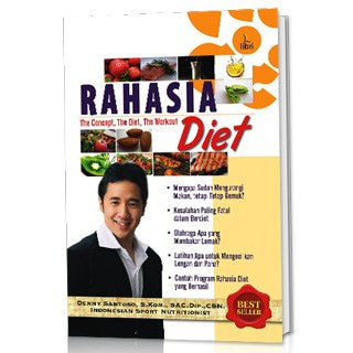 Rahasia Diet: The Concept, The Diet, The Workout