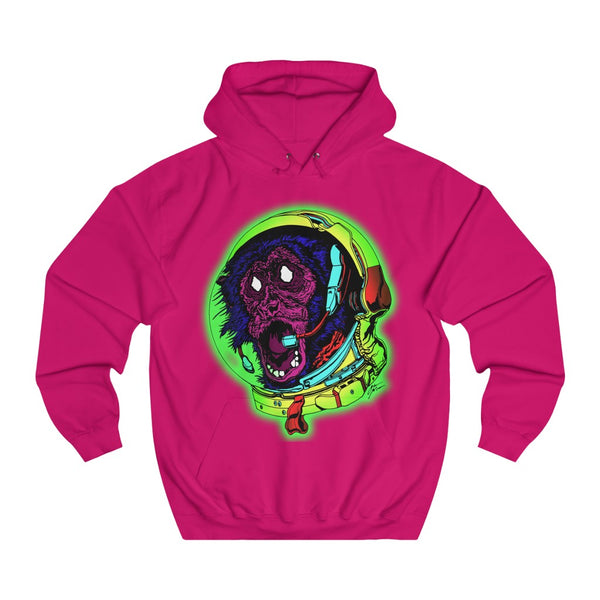 LIMETLISS Space Monkey Lost Mind Hoodie