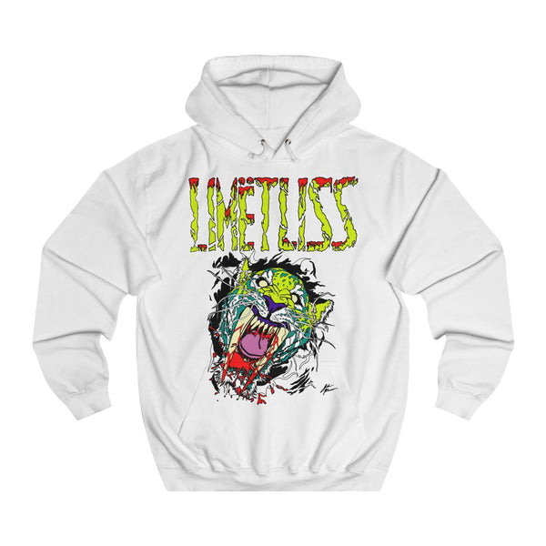 LIMETLISS Sabertooth Blood Tee Hoodie