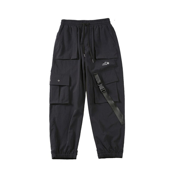 blackout high street tactical joggers - limetliss