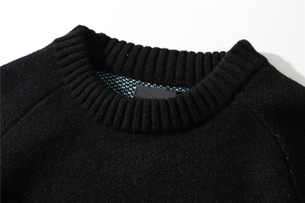 Blue Flame Fleece Sweater - limetliss