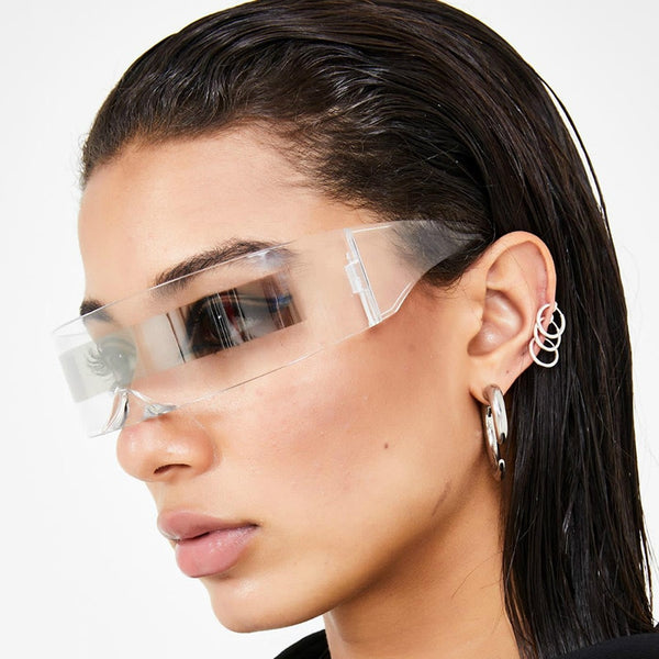 Frozone Clear Sunglasses