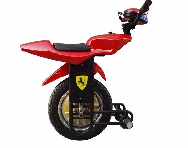 The 'Rarri' Monocycle - limetliss