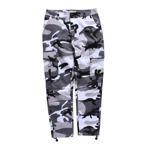 cargo camouflage tactical trousers