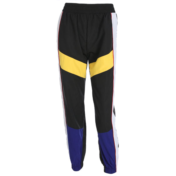 Ladies Gradient High Street Joggers - limetliss