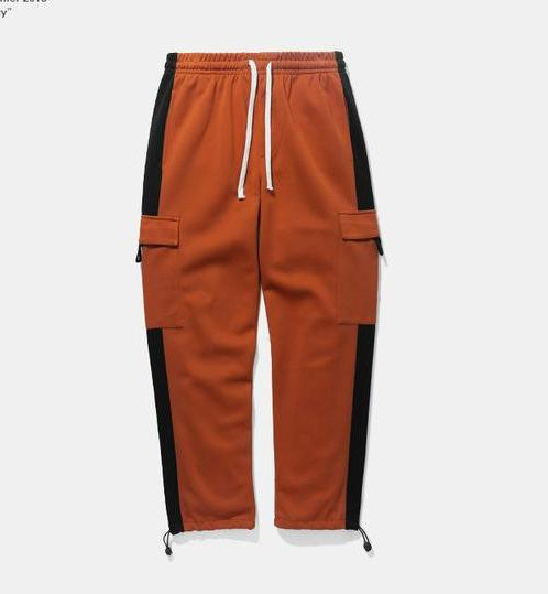 Caution Strapped Active Joggers - limetliss