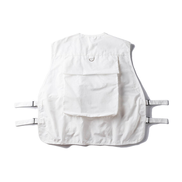 Military Cargo Multi Pocket Vest - limetliss