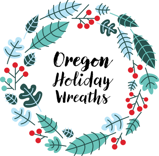 Oregon Holiday Wreaths