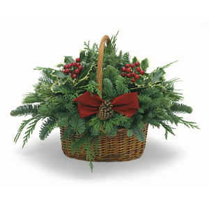 centerpiece basket