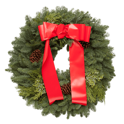 The Oregonian - Christmas Wreath