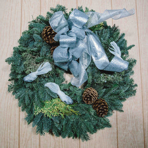 Mt. Hood Deluxe Wreath