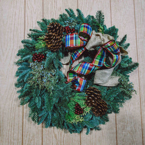 Cascade Beauty Wreath