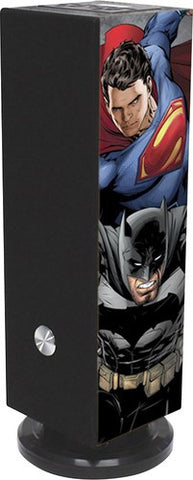 Batman v Superman Bluetooth Tower Speaker