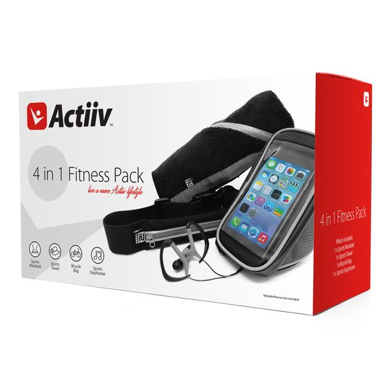 4 in 1 Fitness Pack