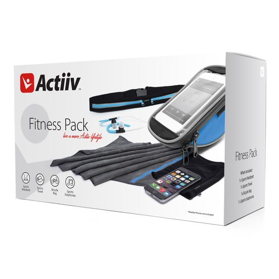 5 in 1 Fitness Pack