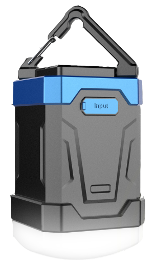 IP 65 200lm Lantern and Powerbank
