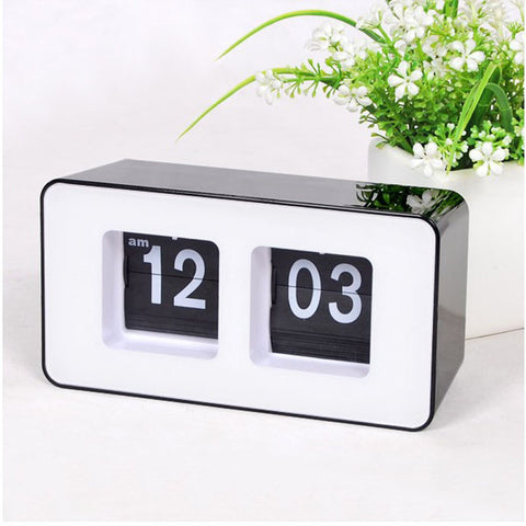 Flip Retro Alarm Clock