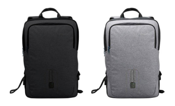 Frosted Nylon Charging Backpack