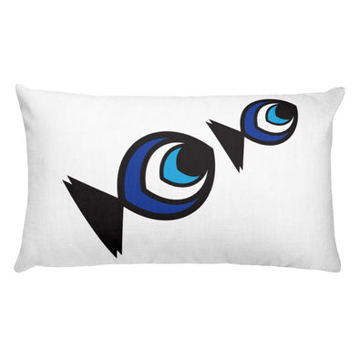 Lucky Fish Rectangular Pillow