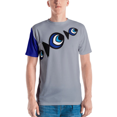 Lucky Fish Shield T-shirt