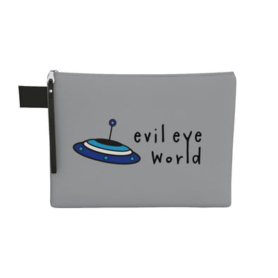 Evil Eye Zipper Pouch
