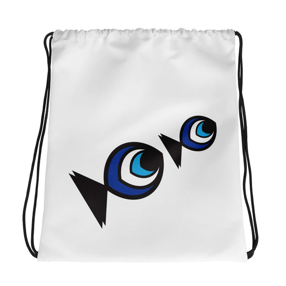 Lucky Fish Drawstring bag