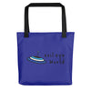 Evil Eye World Tote Bag