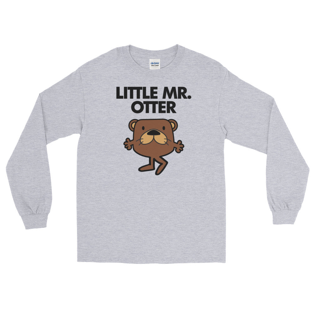 Little Mr. Otter (Long Sleeve)